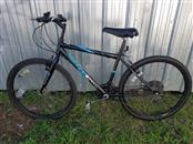 "Huffy Men's 26"" Granite Black / Blue Mountain Bike"